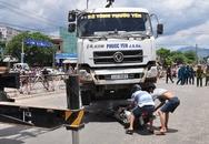Đau lòng chứng kiến hai mẹ con chết thảm dưới bánh xe chở bê tông