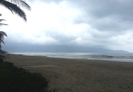 Thi thể nam thanh niên bên bờ biển