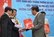 Quảng Nam: Công bố kế quả thi tuyển hai hiệu trưởng
