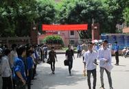Hà Nội - Vinh: Sĩ tử vã mồ hôi vì đề Toán