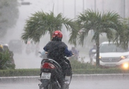 Bão số 11: Mưa to, gió lớn đổ vào Quảng Bình, Quảng Trị