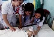 Phẫu thuật thành công cho bé gái bị đa dị tật bẩm sinh
