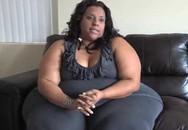 Sốc nặng với người phụ nữ có vòng ba... 2,43m
