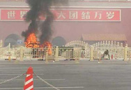 Đâm xe kinh hoàng ở quảng trường Thiên An Môn, ba người chết