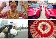 """Những """"siêu đám cưới"""" gây choáng gần đây ở Trung Quốc"""
