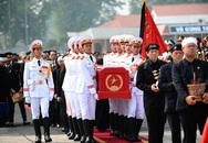 Toàn cảnh đưa tiễn Đại tướng tại sân bay Nội Bài