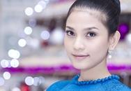 Trương Thị May mang theo bức tranh gạo đi thi Hoa hậu Hoàn vũ
