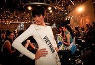 """Hoàng Thùy """"trắng tay"""" tại Top Model of the World"""