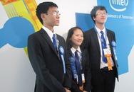Học sinh Việt thắng lớn tại ISEF 2012