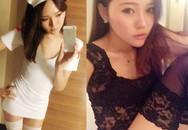 Người mẫu bị nghi 'làm gái' trong 'tiệc thác loạn'
