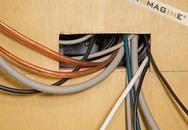 Mẹo quy hoạch dây điện trong nhà