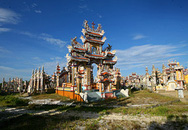 Đột nhập 'thành phố hồn ma' ở Việt Nam