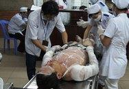 Nổ bình gas, 10 người trọng thương