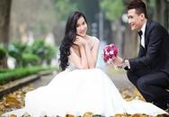Ảnh cưới đẹp lung linh người đẹp Huyền Thư