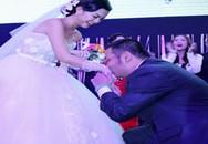 4 chiếc áo cưới tuyệt đẹp của Quỳnh Anh