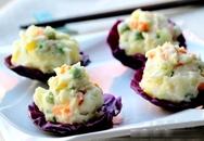 Salad khoai tây: Món ngon dễ làm cho nàng trổ tài