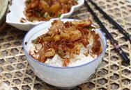 Ngon cơm với tép khô rang khế