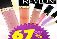 Revlon khuyến mãi 67% trên Yes24