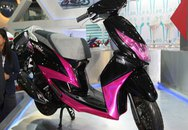 Yamaha sắp ra xe tay ga mới giá rẻ