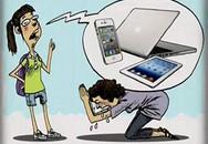 """Sinh viên bị """"làm nhục"""" nếu không có iPhone 4S"""