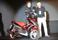 Honda ra mắt xe ga Air Blade 125, giá 38 triệu