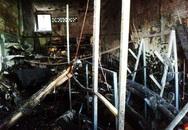 Tiếng kêu cứu của hai cụ già trong đám cháy