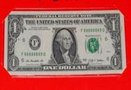Tờ 1 USD phát hành năm Quý Tỵ gây sốt