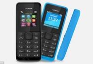 Nokia ra mắt dế pin 1 tháng, giá 400.000 đồng