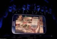 Siêu phẩm Samsung Galaxy S4 chính thức ra mắt