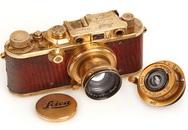 Cận cảnh máy ảnh giá 14 tỷ đồng