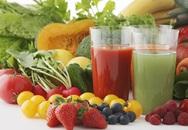 6 lý do bạn nên uống nước quả ép mỗi ngày