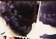 Kiếm bạc triệu nhờ tết tóc thuê