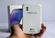 Nexus 4 màu trắng về Việt Nam giá 9,8 triệu đồng