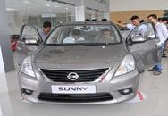 Giá xe nhỏ Sunny của hãng Nissan bất ngờ thấp hơn dự kiến