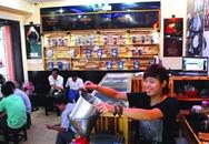 Cà phê xay Milano 10.000 đồng/ly hút khách ở Sài thành