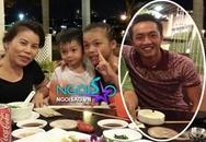 Vắng mẹ Hà Hồ, Subeo và bố quây quần đi ăn cùng ông bà ngoại