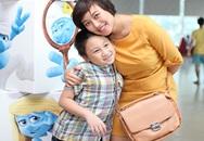 Họa mi Khánh Linh lần đầu dẫn con trai dự ra mắt phim