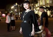 Dương Yến Ngọc bất ngờ để lộ bầu 6 tháng đi dự sự kiện