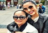 Tăng Thanh Hà khoe khoảnh khắc hạnh phúc âu yếm bên mẹ