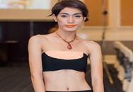Thí sinh chuyển giới khoe cơ thể 50% nữ giới với bikini
