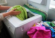 Mẹo dùng máy giặt tiết kiệm điện