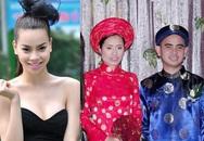 """Những sao nam Việt bị chê lấy vợ """"kém xinh"""" hơn tình cũ"""