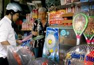 Tràn lan vợt diệt muỗi Trung Quốc có khả năng gây nguy hiểm