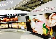 LG tấn công thị trường bằng TV thế hệ mới