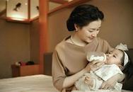 """""""Nàng Dae Jang Geum"""" chia sẻ cách chăm con"""