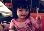 Con gái Triệu Vy tạo dáng gây sốt cộng đồng mạng