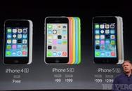 Ra mắt iPhone 5S và 5C, khai tử iPhone 5