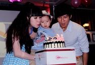 Lý Hải sinh nhật tuổi 45 hạnh phúc bên gia đình