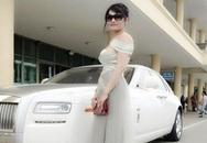 Bộ sưu tập siêu xe của các nữ đại gia Việt