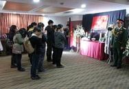 Xúc động lễ tang Đại tướng Võ Nguyên Giáp tại Đại sứ quán Việt Nam ở Hàn Quốc